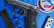 Çankırı'da Ruhsatsız Silah, Uyuşturucu ve Uyarıcı Madde Yakalandı