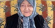 Çankırı Eşrafından Ayakkabıcı Mustafa Başbuğ'un Hanımı Melahat Başbuğ Vefat Etti