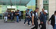 Çankırı İl Merkezinde 8, Ilgaz İlçe Merkezinde Yakalanan 2 Şahıs Tutuklanarak Ceza Evine Konuldu