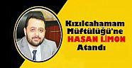 Çankırı İl Müftü Yardımcısı Hasan Limon Kızılcahamam İlçe Müftülüğüne Atandı