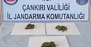 Çankırı İli Orta İlçesinde Uyuşturucu Kaçakçılığı