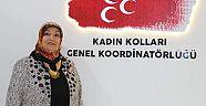 Çankırı MHP Kadın Kolları Başkanlığı Basın Açıklaması