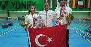 Çankırılı Badmintoncu Gençlik Ve Spor Bakanlığında Yılın Sporcusu Seçildi