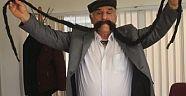 Çankırılı Dünya Bıyık Şampiyonu Necati Çelik Vefat Etti