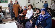 Dünya Yaşlılar Günü'nde Huzurevine Anlamlı Ziyaret