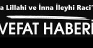 Ferit Köroğlunun Babası Mehmet Köroğlu Vefat Etti