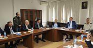 İl Afet ve Acil Durum Koordinasyon Kurulu Toplantısı Yapıldı