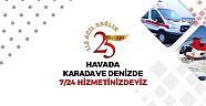 İl Sağlık Müdürlüğü'nden 112 Acil Sağlık Hizmetleri Haftası Mesajı