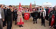 İstiklal Yolu Yürüyüşü'nün 10.'su Büyük Bir Coşkuyla Gerçekleşti
