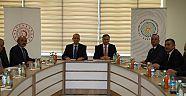 KUZKA Yönetim Kurulu, 2020 Çalışma Programını Çankırı'da Görüştü