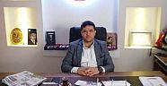 MHP Çankırı Merkez ilçe Başkanı Bahadır Akbaba'nın  29 Ekim Cumhuriyet Bayramı Kutlama Mesajı
