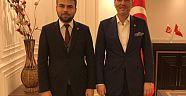 Muhammed Fatih Müjdeci'den Dr. Fatih Erbakan'a Ziyaret!