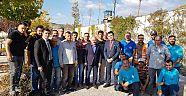 Recep Tayyip Erdoğan Parkı Araç Trafiğine Açıldı