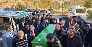 Son Başbakan Binali Yıldırım, Çankırı'da Bir Yakınının Cenaze Törenine Katıldı