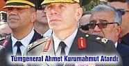 Tümgeneral Ahmet Kurumahmut Çorlu'ya, Tuğgeneral Hakan Tunç Çankırı'ya Atandı