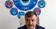 Türkiye Kamu-Sen Çankırı İl Temsilcisi İsmail Ayhan'ın Dünya İnsan Hakları Gününde Doğu Türkistan Zulmüne Dikkat Çeken Basın Açıklaması