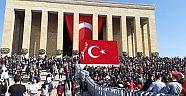 Ulu Önder Mustafa Kemal Atatürk İlimizde Anıldı
